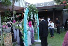 Tia & Era by Vanessa Bali Wedding