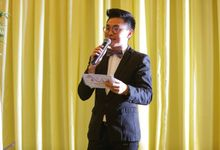 MC Wedding by Henry Jo
