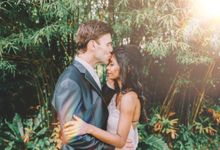 Will & Ina by Caline Ng Photography
