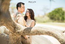 Fey & David Prewedding by Fleur de Lis Photography