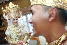 Wedding Dedes & Rio by metodefoto