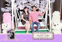 David & Lidya by Twotone Photobooth