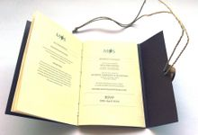 M&S Invitation Booklet by CM Creative Concepts