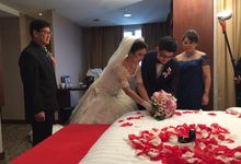 THE WEDDING OF JONATHAN AND DELVIA by JS Wedding Planner Organizer and Entertainment