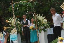 Jace and Amber Wedding at Plataran Canggu Resort and Spa by Plataran Indonesia