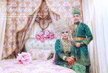 FUN-tastic Wedding Munawaroh & Kudri by Alonk Darb Photography
