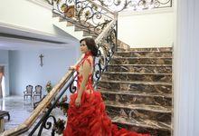 Valentina Prewedding by Tiagown