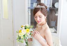 Milfelice Tiaras by Milfelice Wedding
