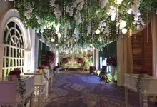 Romance in the Jungle - The wedding of David  & Ines by Fernando Edo