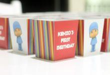 Kenzo's 1st | Pocoyo by 99% creative party