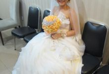 The Wedding and Holy Matrimony of Agus and Dewi - 14th June 2015 (1st Part) by LoVeL Wedding Organizer