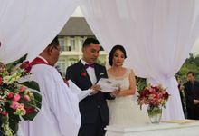 MIA AND JANNER WEDDING by Rumah Luwih Beach Resort