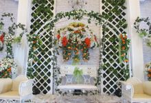 The Wedding and Holy Matrimony of Agus and Dewi - 14th June 2015 (2nd Part) by LoVeL Wedding Organizer