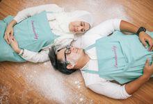 Portraiture of Rahimi & Nadhia by Fern.co