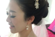 BRIDAL HAIRDO by NMS MAKE UP STUDIO