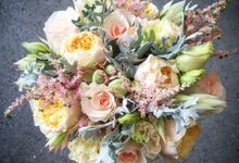 Bridal Bouquets by Yi Lian Ng Floral Atelier