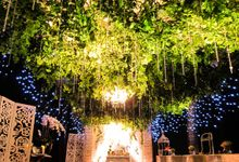 Shangrila Indonesian Ballroom by Lily Florist & Decoration