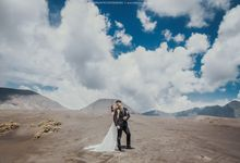 Prewedding Bromo by LUKIHERMANTO LHF