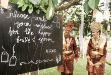 Caca and Khemod Wedding Reception by Saint Jadoon Photoworks