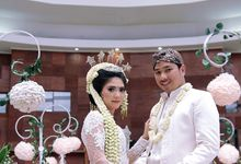 THE WEDDING - YUNITA & RIZKY by ATMOSFER Pictures