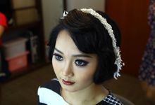 Bridal Makeup and Hairdo by Lee Cinthya Makeup Artist