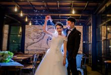 Post - Wedding Wei Hang & Joethy by hm photography bali