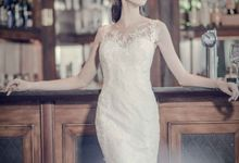 Gown collection by My Dream Wedding