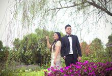 Junianto & Novia Prewedding session by PhiPhotography