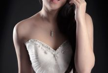 Bridal Photoshoot Michelle Wong by Vivi Christin Makeup Artist & Hair Stylist