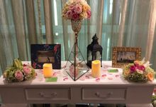 THE WEDDING OF ANTHONY AND VIVIN by JS Wedding Planner Organizer and Entertainment