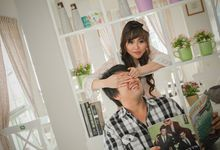 Robby & Friska Prewedding Session by PhiPhotography