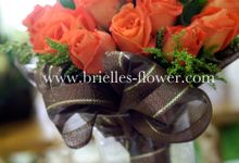 Bridal Bouquet by Brielles Flower House