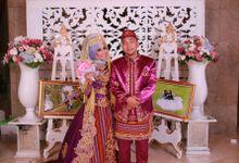 photobooth at wedding of Andika & Riri by Lumiere photoworks