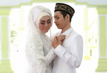 Wedding Putri & Huda by antemeridian