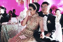 A Fairytale Wedding right in the Heart of the City by Charlene Chan