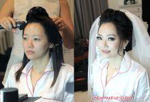 #Makeupstory of Silvia Hui by Linda Make Up Studio
