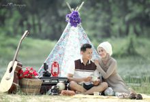 Prewedding Tya & Firman by KERI PHOTOGRAPHY