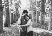Love in Little Things, A Laidback Post Wedding Session in Melbourne City by fire, wood & earth