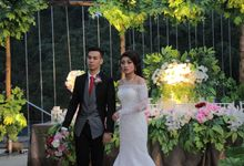 The Wedding of Alvin & Stevie by Yosua MC