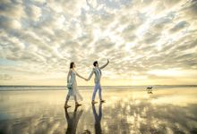 Pre Wedding at W Hotel  Seminyak Bali by All that Bali Wedding