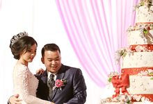 Y & V Wedding Day by Flawless Pictures