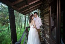 Prewedding Alex Florence by Life in Frame