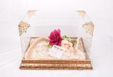 another box for wedding gift by AQANOs Craft