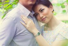 Titis & Dandy Pre Wedding by Simplifoto