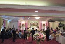 Rifqah & Rezha Wedding by Klub Bogor Raya Sport Klub & Banquett Room