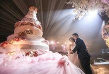 WEDDING OF ANDRE & FENNY by Fairytale Organizer
