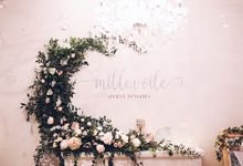 Bridestory Market 2017 by Millevoile