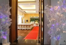 Wedding Mr Rizki & Mrs Nabilla by B'steak Function Hall