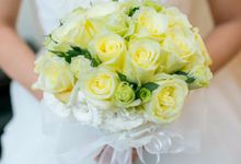 Bridal Bouquet by BloomThis
