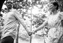 Titis & Dandy Pre Wedding by Simplifoto